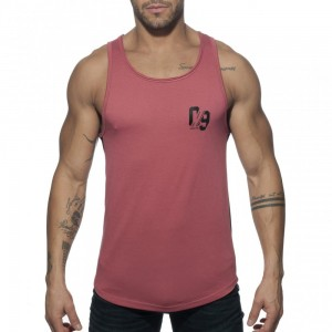 "Addicted Tank top ""09"" AD775 C-29 ceglany"