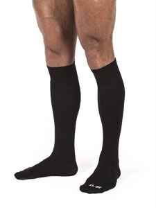 Mister B Football Socks czarne