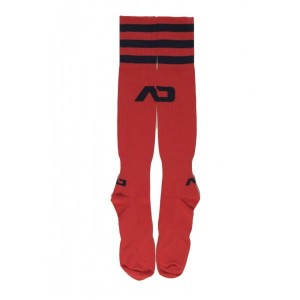 Addicted AD382 Basic Addicted Socks C-06 red
