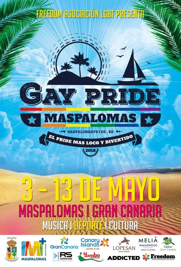 Addicted Masculo Maspalomas Gay Pride